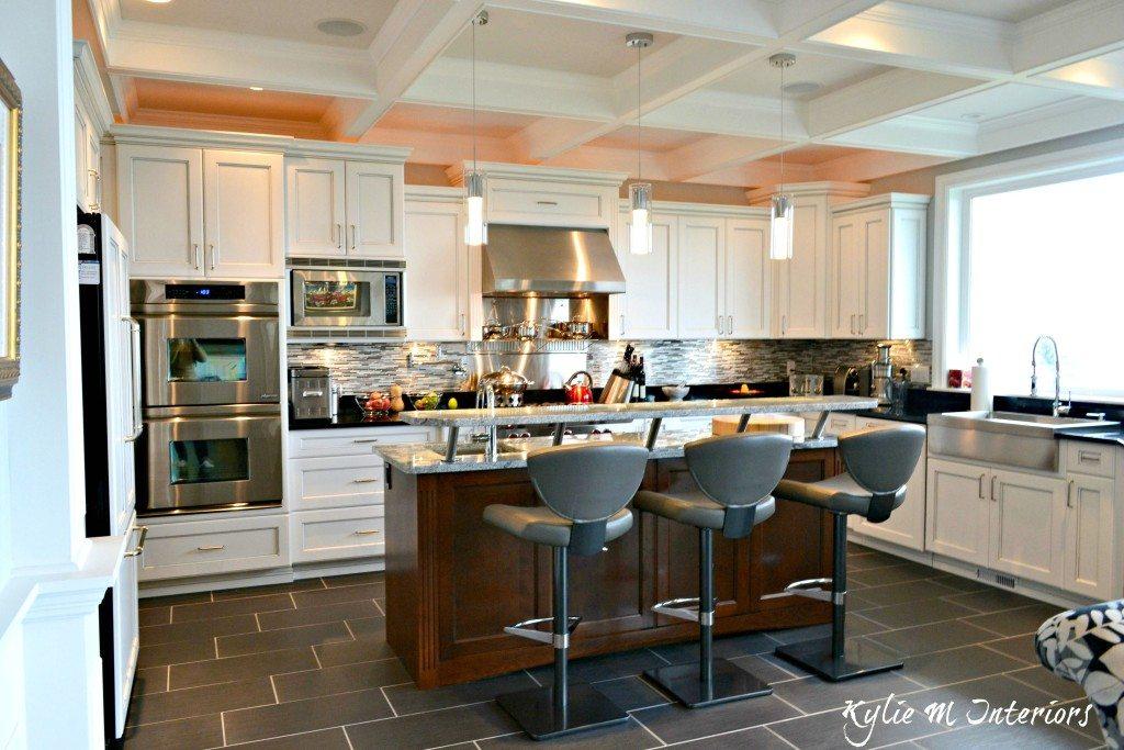 Virtual Kitchen Colour Design