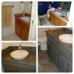 Bathroom Cabinet Hardware Painting Bathroom Oak Cabinets