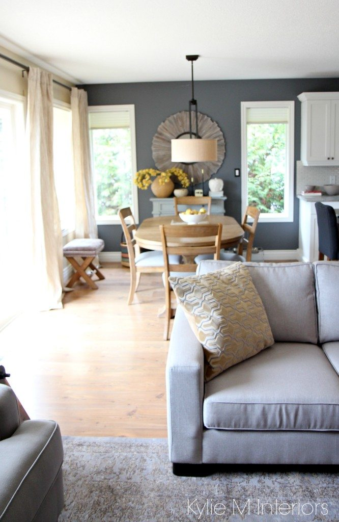 our modern farmhouse dining room makeover on colors for farmhouse living room id=16084