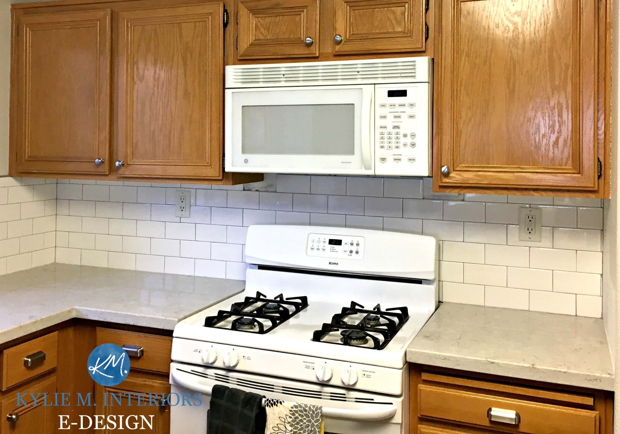 Ideas To Update Oak Kitchen Cabinets With Countertop