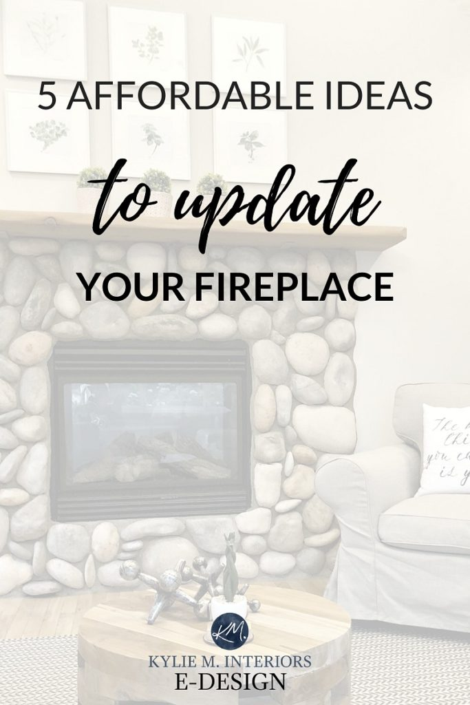 to update your fireplace