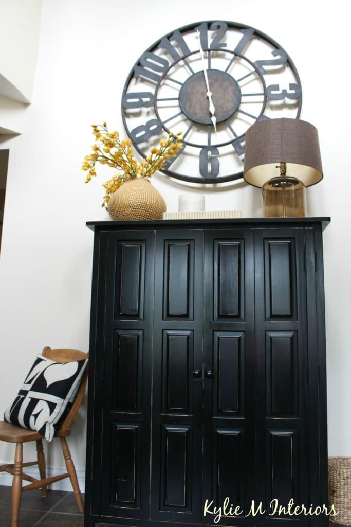 How To Paint A 2 Storey Tall Wall Using Lrv Tips And Ideas