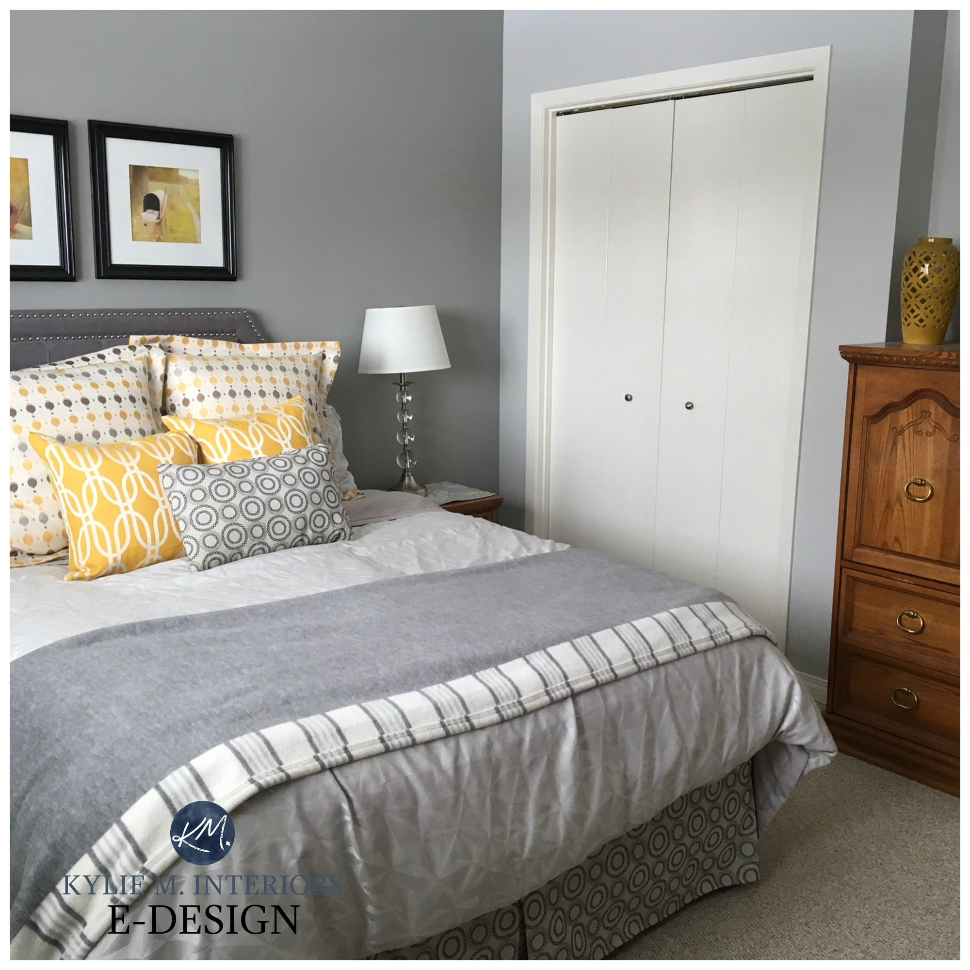 Best Feature Wall Colours For Bedrooms