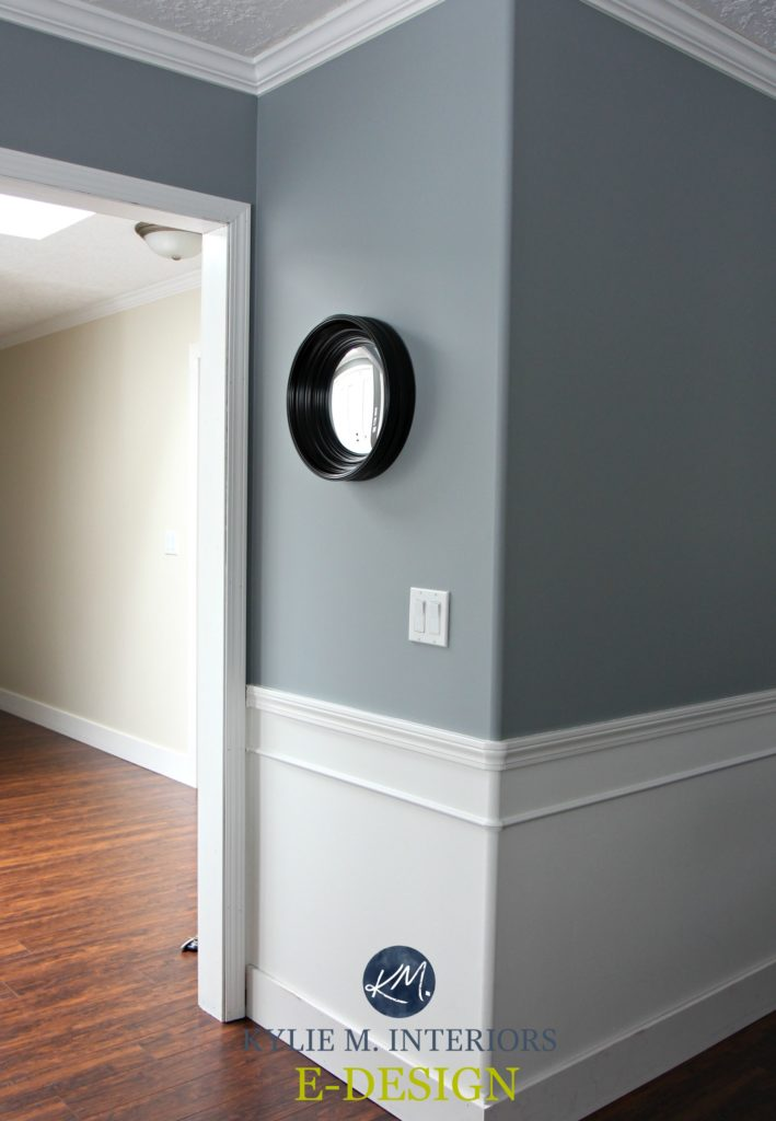The Best Way To Paint A Wall With A Chair Rail Dado Rail