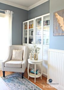 Best Blue Gray Paint Colour Benjamin Moore Sea Pine
