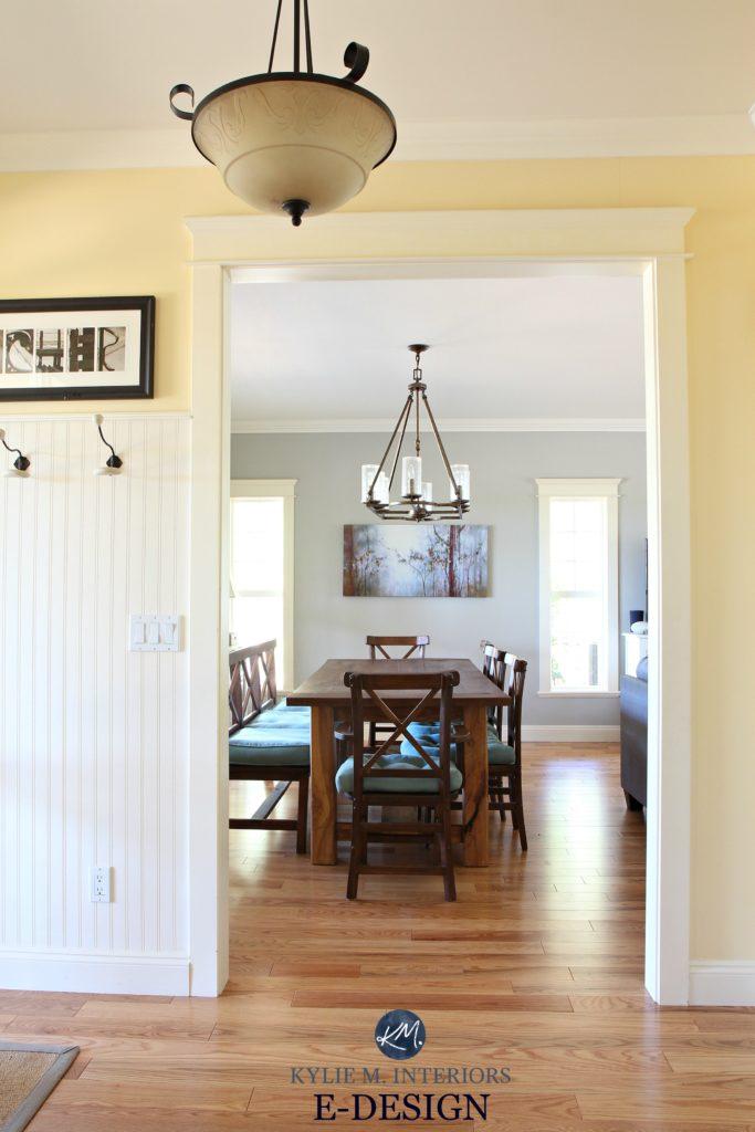 Ermilk Cottage Farmhouse Interior Paint Colors