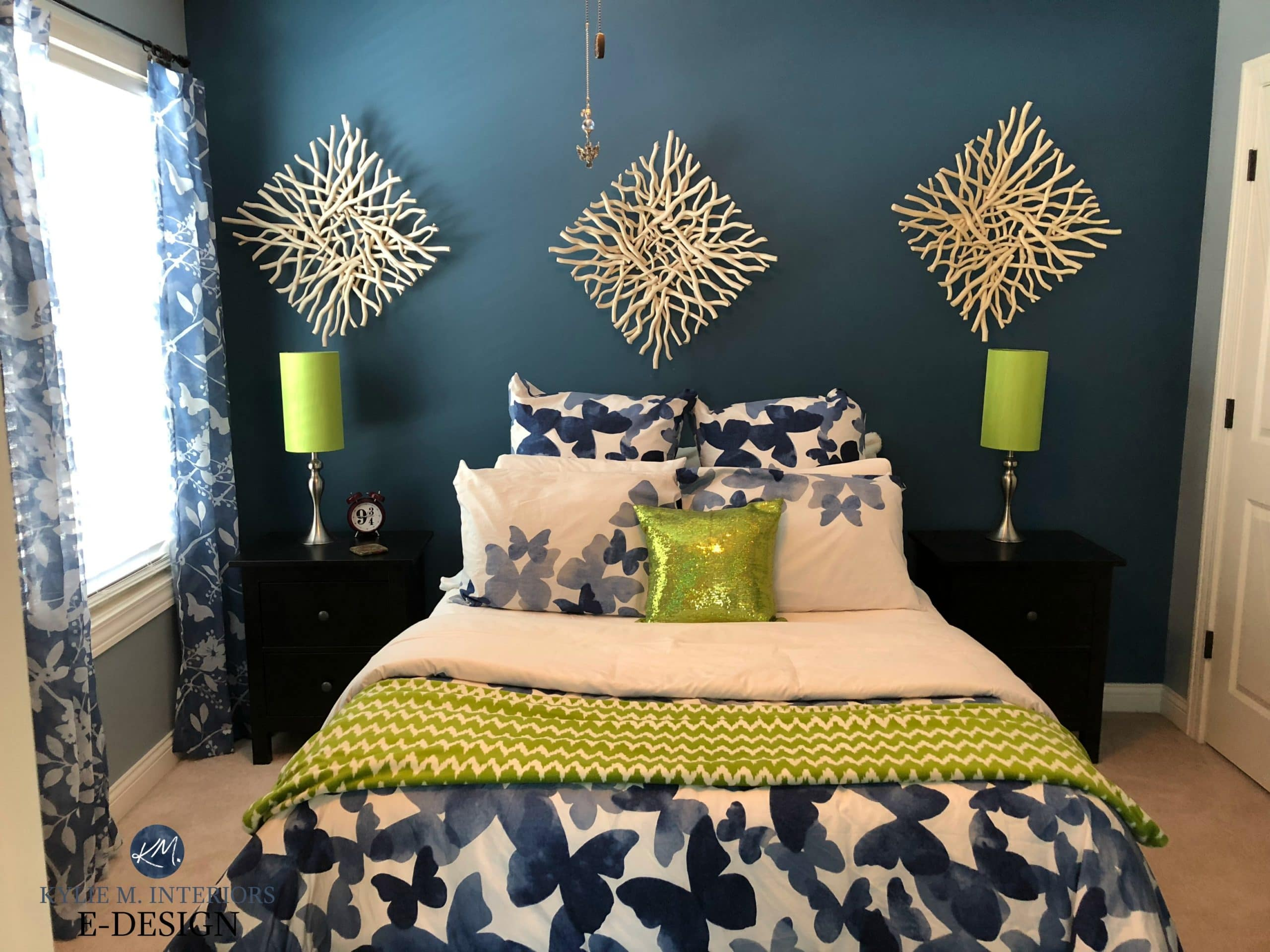 Decorating Lime Green Accents