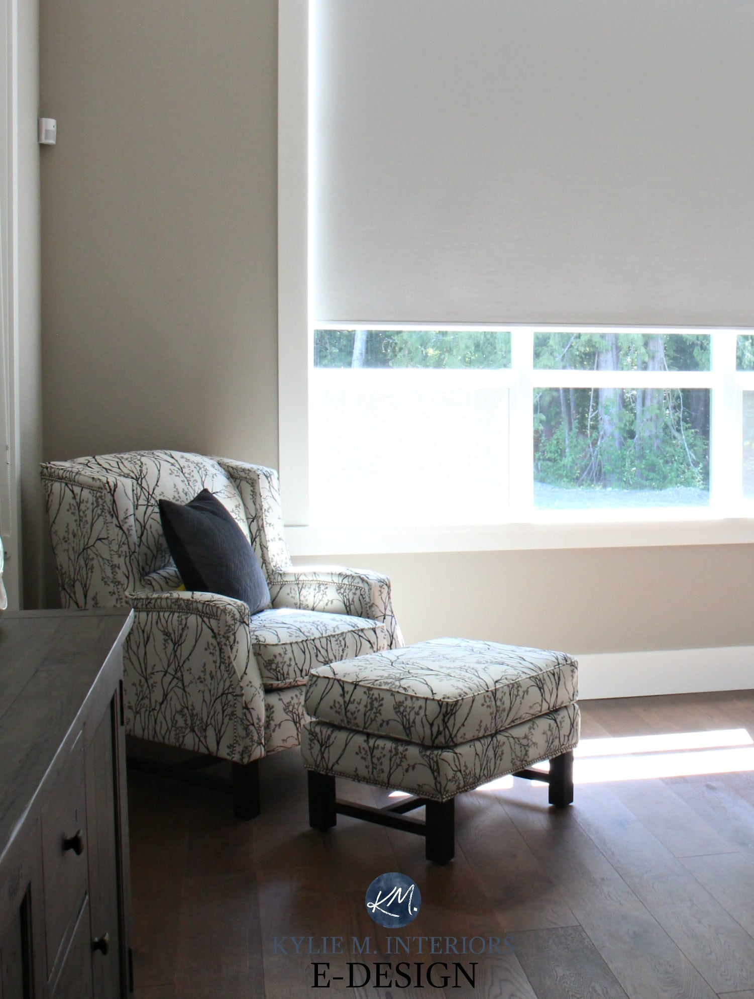 sherwin williams balanced beige south facing room kylie on paint colors online id=24048