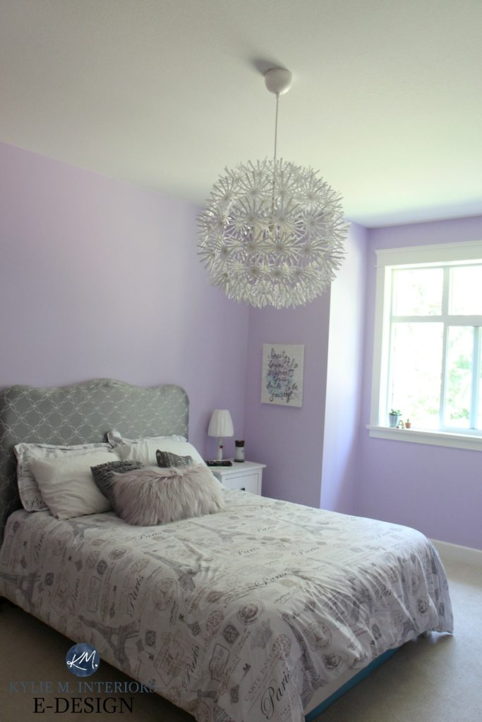 The Best Benjamin Moore Paint Colours for a Girls Room on Best Rooms For Girls  id=51453