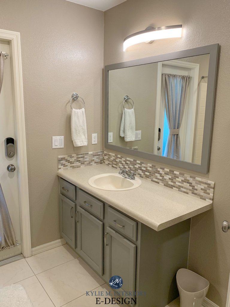 almond bathroom fixtures