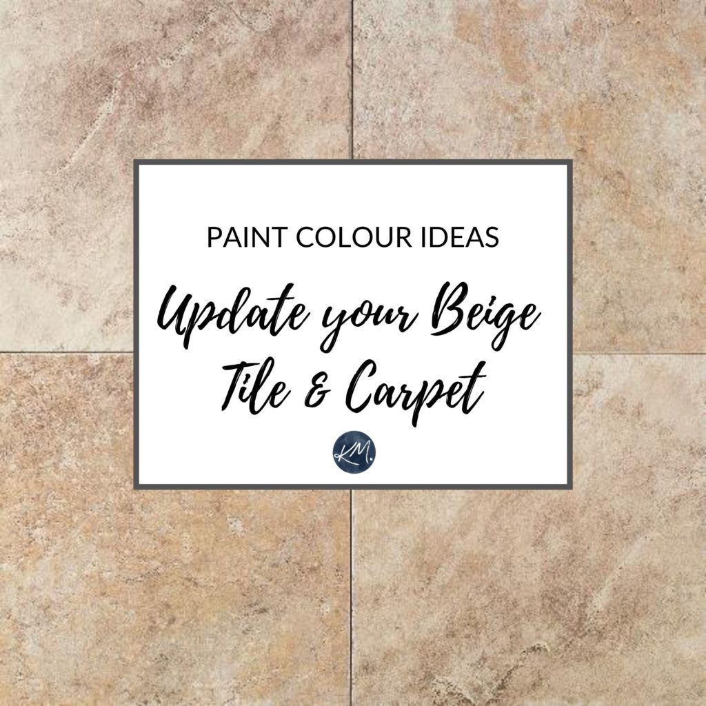 paint colour ideas to update your beige