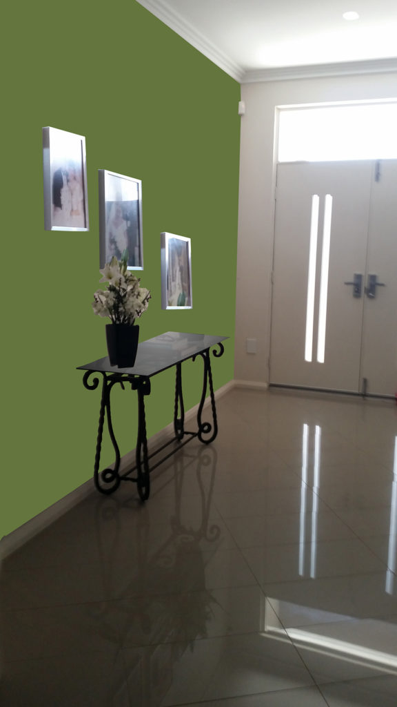 Residential Entrance Hall - Re-design project