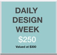 Interior Decorating PACKAGE comparison Daily design Week kylie t interiors