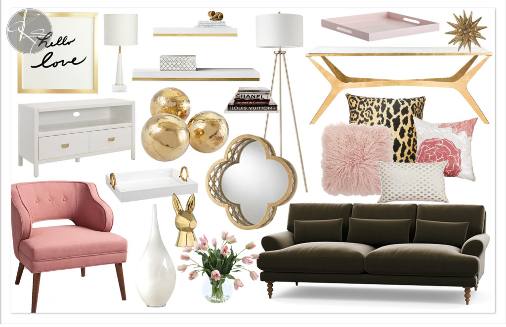 Kylie T Interiors Weu0027ve Created This Guide To Helping You Identify Your Own  Home Glam Home Decor Style