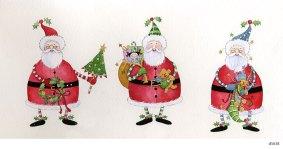 Lollystick Santa - d5638