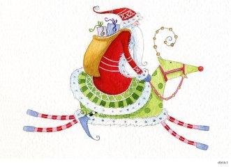 Lollystick Santa - d563c1