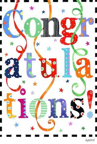Congratulations - kyb910