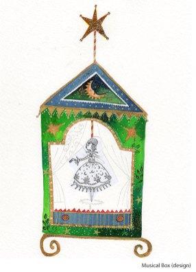 Fairies - musical-box-design