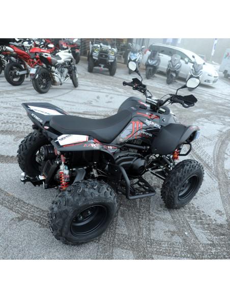 kit deco kymco maxxer 450 monster rouge
