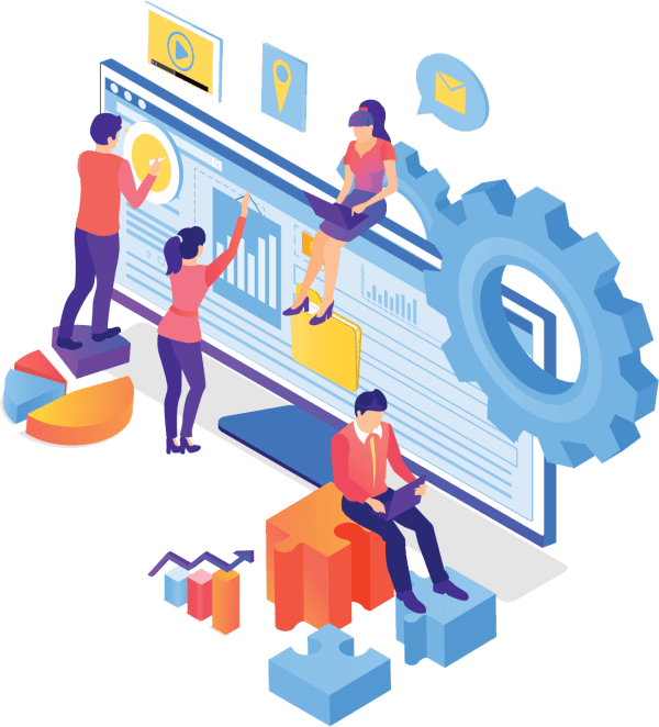 Site internet, Formation, Hébergement web, nom de domaine | Kynon Landing Page