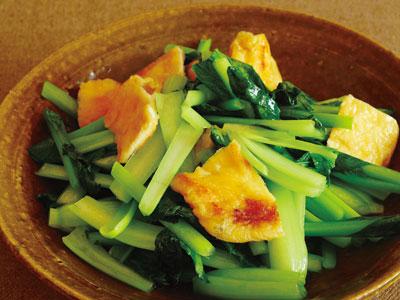 小松菜と油揚げのサッと煮에 대한 이미지 검색결과