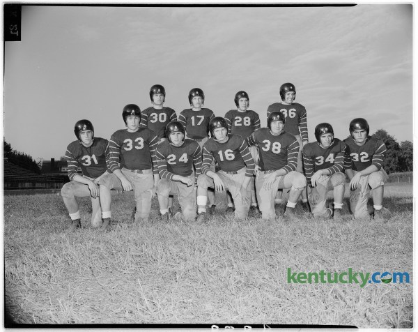 Henry Clay football team, 1946 | Kentucky Photo Archive