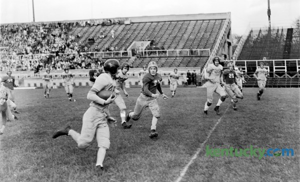 First-ever Henry Clay-Lafayette football game, 1947 ...