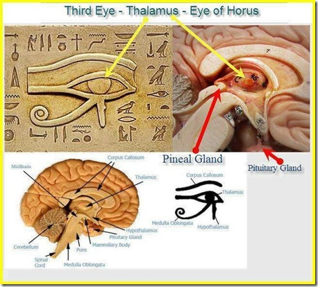 third eye egypt