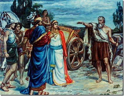 Ahab and Jezebel