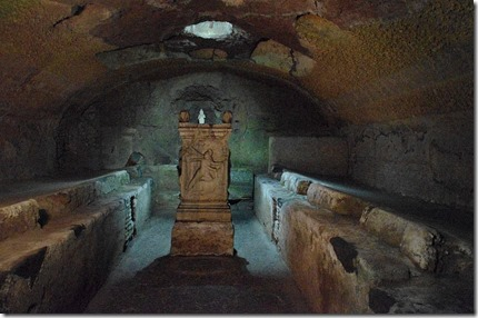 Mithraeum_San_Clemente_Rome