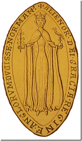Eleanor of Aquitaine's seal