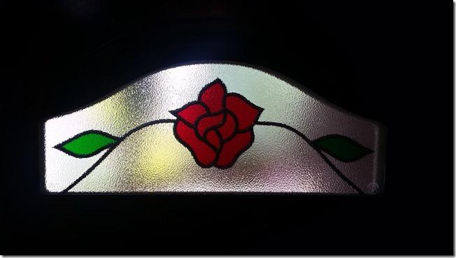 door rose