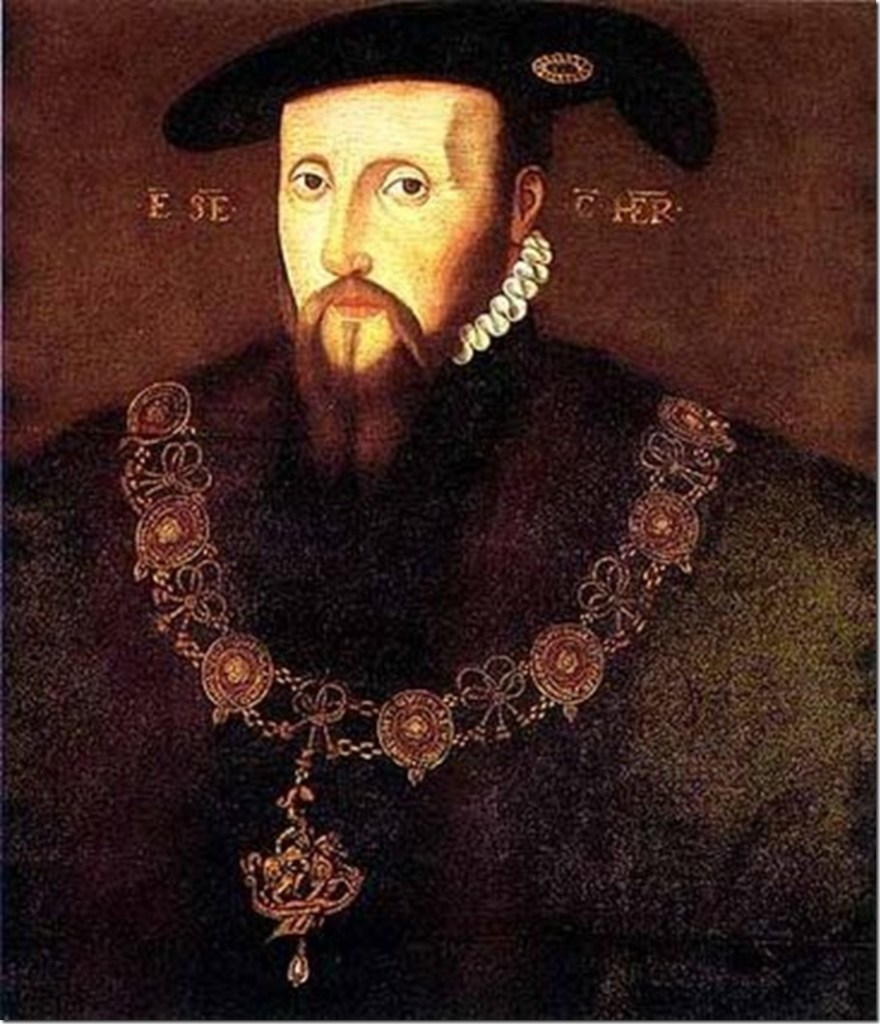 Edward_Seymour 1st duke of somerset