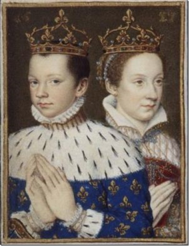 francois II and mary of scots