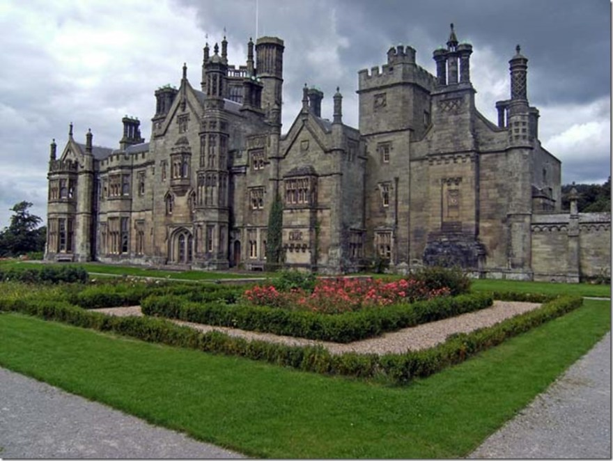 Margam_Castle
