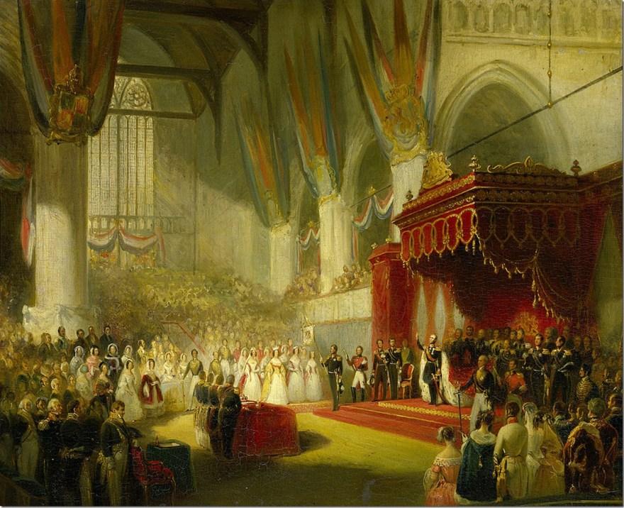 Willem_II_in_de_Nieuwe_Kerk_te_Amsterdam,_28_november_1840