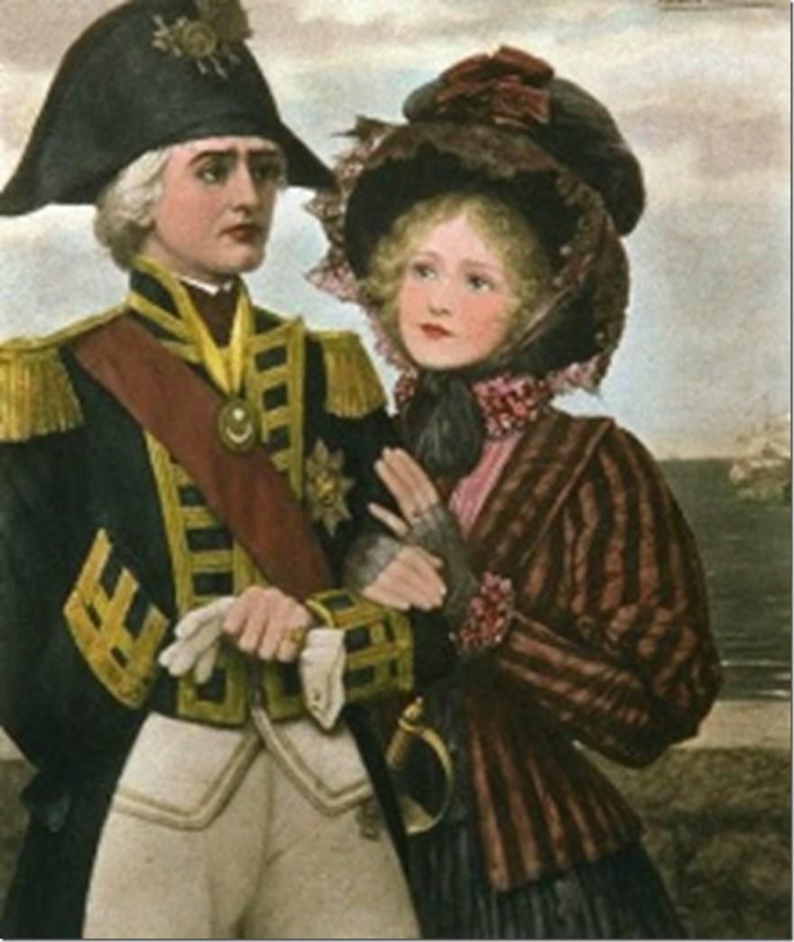 Nelson and Lady Hamilton