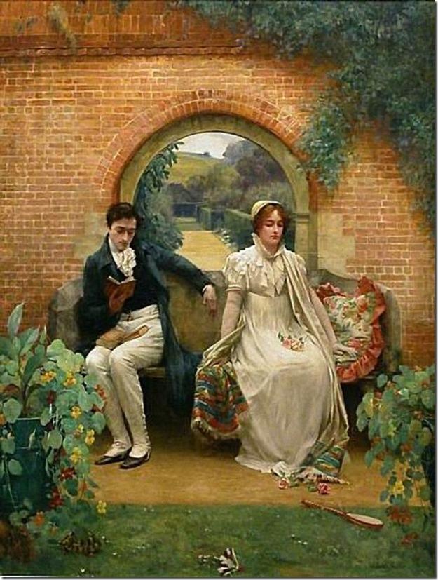sadler unhappy marriage regency