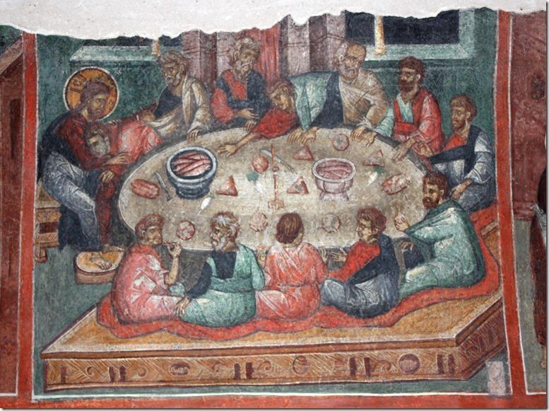 Last-supper-from-Kremikovtsi