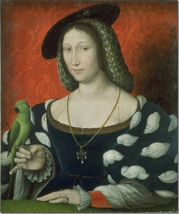 Marguerite_d'Angoulême queen of navarre
