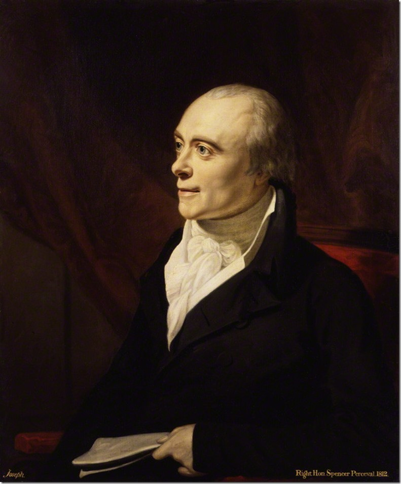 NPG 4; Spencer Perceval