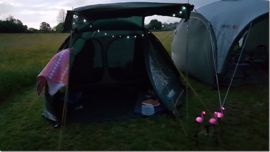 loaner tent