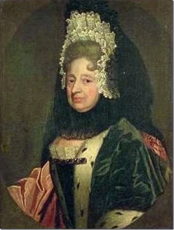 Sophie dowager Electress of Hanover