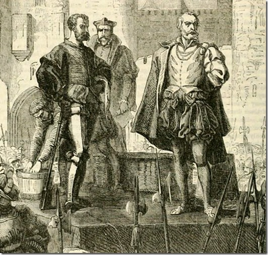 2nd duke buckingham execution