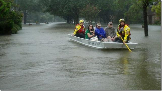 FEMA in Houston