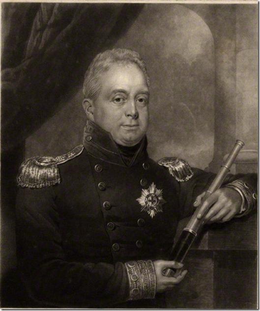 NPG D10853; King William IV