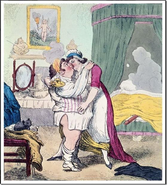 Fox and Mrs Armistead lampoon