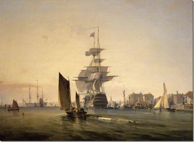 portsmouth ships