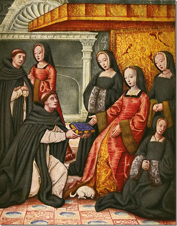 Anne_of Brittnay as queen of france