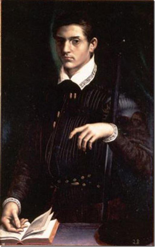 Duke Alfonso II of Ferrara